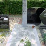 grafsteen Albert Faber