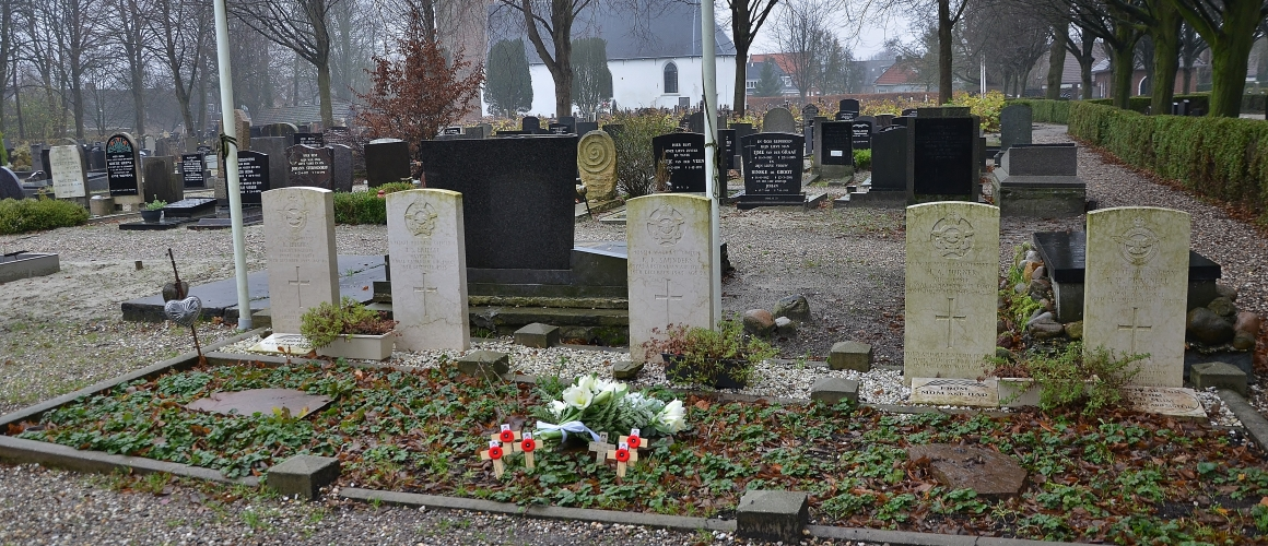 16 december 1943-2015 De dag van de Lancaster crash