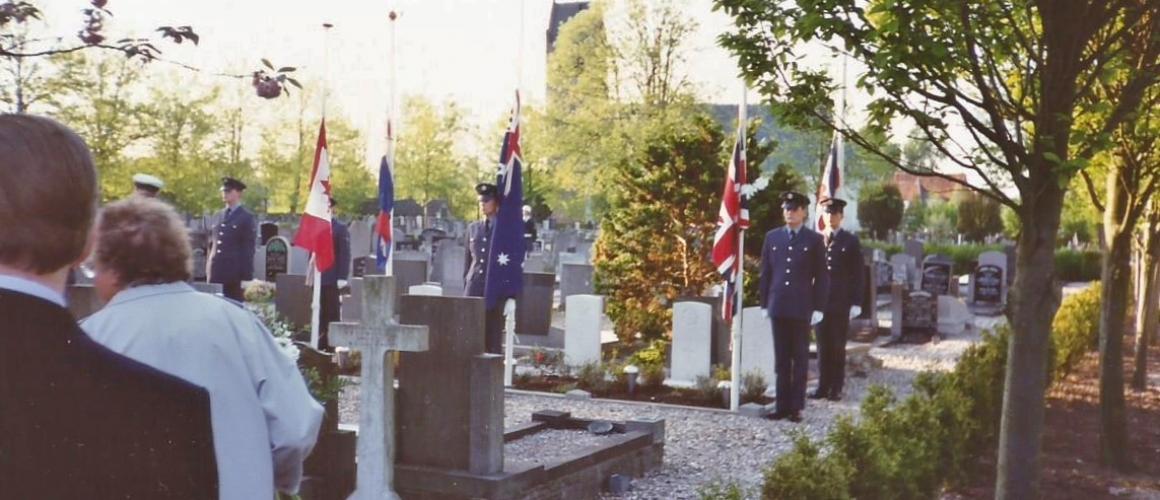 Dodenherdenking 4 mei 1990