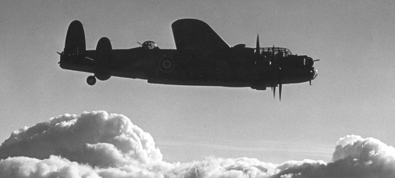 AV Roe Lancaster, type B Mk.II